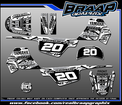 $ CDN72.57 • Buy Yamaha PW-50 Sumner Replica LL Graphics Decal Kit