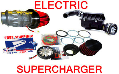 $598.84 • Buy BMW M Style Performance Electric Air Intake Supercharger Fan Motor Kit