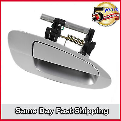 $20.80 • Buy Outside Door Handle Rear Right For 02-06 Nissan Altima Sheer Silver Metallic KY1