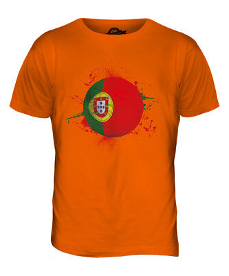 Portugal Football Mens T-shirt Tee Top Giftworld Cup Sport • 18£