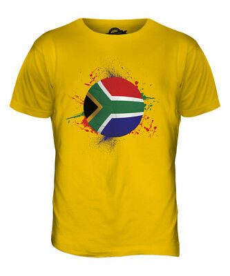 South Africa Football Mens T-shirt Tee Top Giftworld Cup Sport • 18£