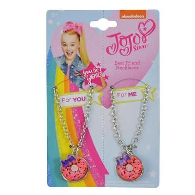 AU12.95 • Buy JoJo Siwa Genuine Licensed Best Friend Necklace Set