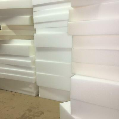£11.70 • Buy High Density Foam Sheets Cushions Seat Pads Cut To Any Size Upholstery Foam