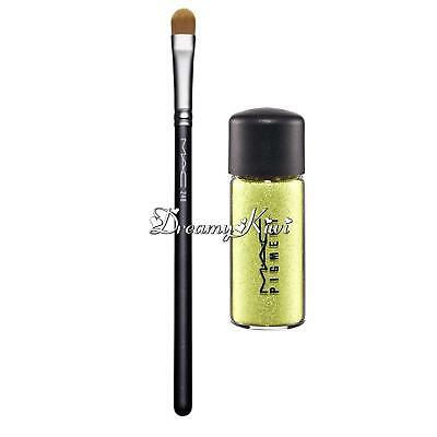 Mac #248 Small Eye Shader Brush + Pigment 2 Piece Set 100% Authentic New In Box • 9.98£