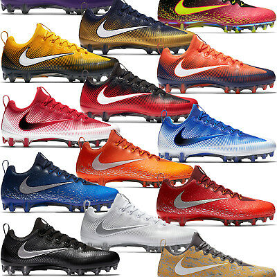 8d7775922997 New Nike Vapor Untouchable Pro Low TD Mens Football Cleats Carbon Fiber •  29.60$