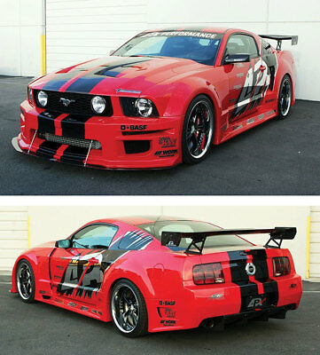 $3732.99 • Buy 2005-2009 Ford Mustang Aerodynamic Kit