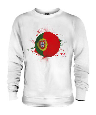 Portugal Football Unisex Sweater  Top Gift World Cup Sport • 34£