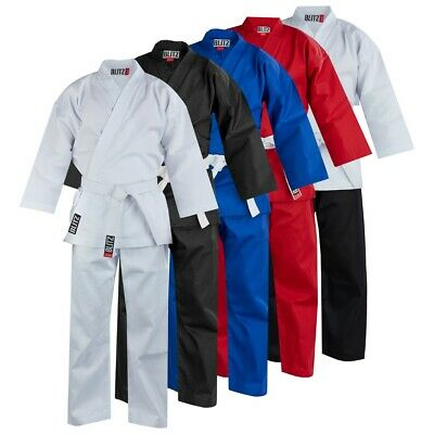 £11.99 • Buy Blitz Adult Student Karate Suits  - REDUCED TO CLEAR ONLY £11.99