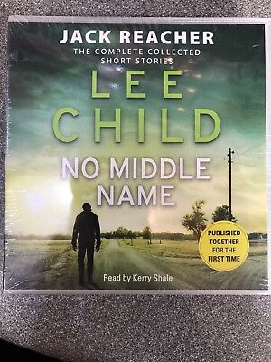 No Middle Name: The Complete Collected Jack Reacher Stories By Lee Child... • 12.95£