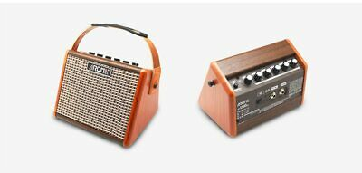 AU189 • Buy Aroma 15W Rechargable Acoustic Guitar Amplifier With Bluetooth