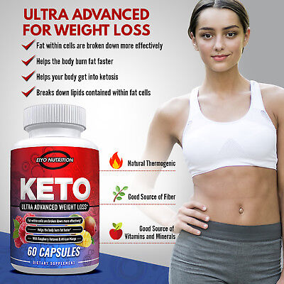 $17.95 • Buy Keto Ultra- Advanced Weight Loss Dietary Nutritional Supplement - Eiyo Nutriton