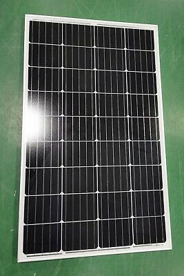 £137.95 • Buy 150W Dual Battery Solar Panel Kit, 5 Metres Solar Cable, Controller & Fuse Leads