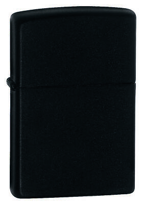 AU38.99 • Buy New ZIPPO Lighter Black Matte 218 Free Shipping 100% Genuine OZ Seller