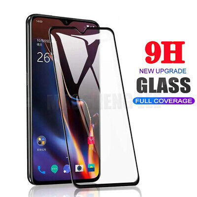 AU2.79 • Buy 9H 2.5D Full Cover Tempered Glass Screen Film For OnePlus 6T 6 5T 5 3 3T