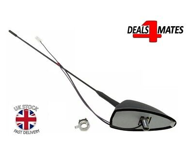 Fit For Vw Crafter 2006 - 2016 Antenna Roof Mounted Radio Aerial Am Fm • 24.29£