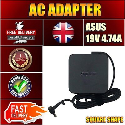 Asus Pa-1900-05 New 19v 4.74a 2.5mm Original Laptop Ac Adapter Charger • 19.75£