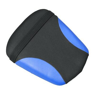 $28.66 • Buy New Motorcycle Rear Passenger Seat Pillion Fit For 2003-2005 Yamaha YZF R6 Blue