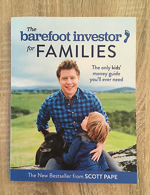 AU20.50 • Buy The Barefoot Investor For Families