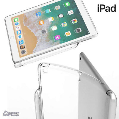 AU6.99 • Buy Pencil Holder Soft Gel TPU Jelly Skin Case Cover For IPad 2018 IPad Pro 10.5