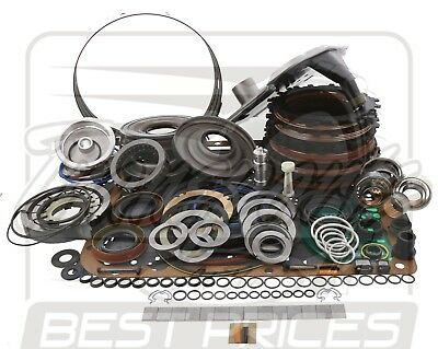 AU560.58 • Buy 4L60E Transmission Raybestos  Stage 1 Deluxe Rebuild Kit 97-03 Corvette L2