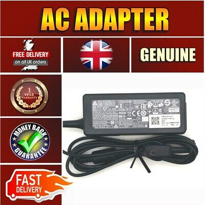 Acer adp-40 Th A Replacement Laptop 19v 2.37a Power Supply Ac Adapter Charger • 14.75£