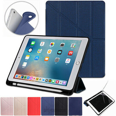 AU17.69 • Buy For New IPad Pro 11  2018 Air 5/6th Gen 9.7  Smart Cover Case With Pencil Holder