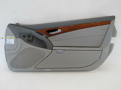 $170.99 • Buy 06 Mercedes R230 SL500 SL55 Door Panel, Right, Alpaca Gray