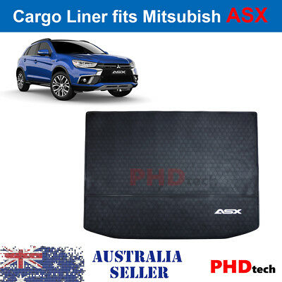 AU69 • Buy Mitsubishi ASX 2010-onwards Tailor Made All Weather Rubber Cargo Mat Liner