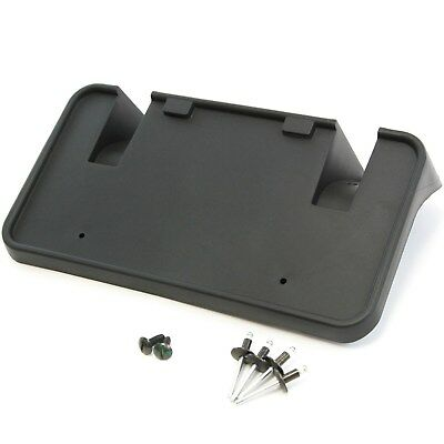 $16.49 • Buy 1999-2004 Fits Ford F250 SuperDuty Front License Plate Tag Bracket Holder W HW