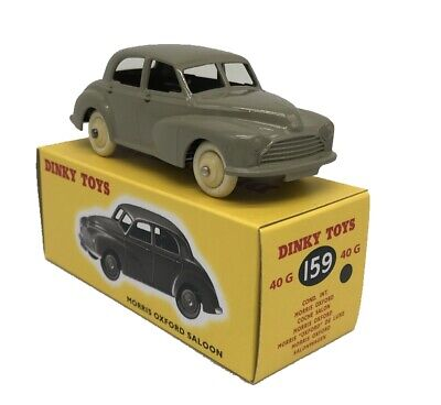 £12 • Buy 1:43 Dinky Toys Atlas 159 MORRIS OXFORD SALOON DIECAST CAR MODEL COLLECTION