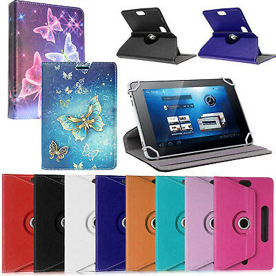 AU12.99 • Buy Universal 360 Rotate Flip Stand Case Cover For 7 9 10 Inch Tablet PC E