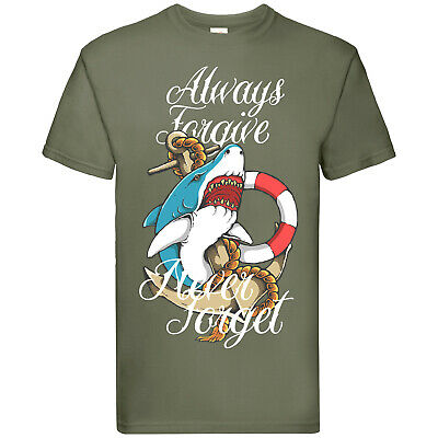 Shark And Anchor T-shirt • 9.99£