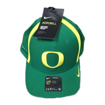 innovative design 530dd 7ef63 NWT New Oregon Ducks Nike Dr Fit Coaches Adjustable Hat Cap • 18.66