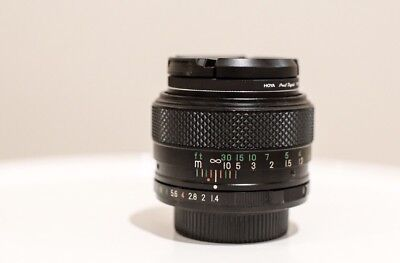 AU280 • Buy Fujinon EBC 50mm F1.4 M42 Mount - Very Rare