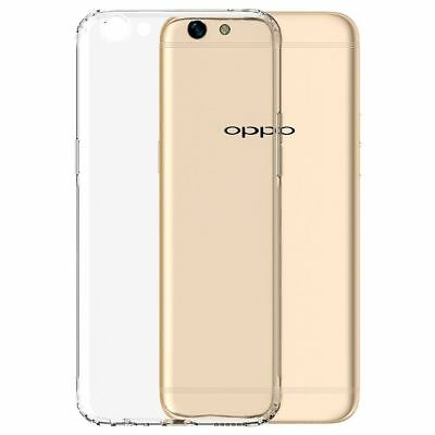 AU5.25 • Buy For Oppo F1S R9S R11S Plus AX5 A77 A57 73 Soft Gel Clear Transparent Case Cover