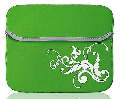 £2.95 • Buy 10  Sleeve Case Cover Bag For 9.5  - 10.2  Inch Laptop Tablet PC GREEN
