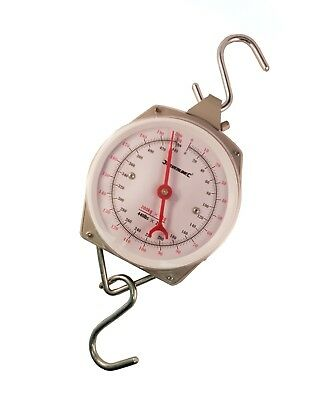 £13.99 • Buy Hanging Weighing Fishing Travel Scales Heavy Duty Metric And Imperial 100kg