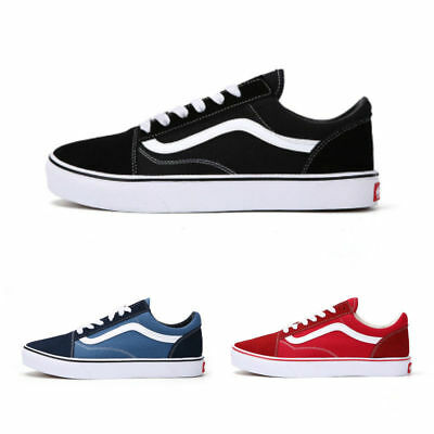vans rot damen old skool