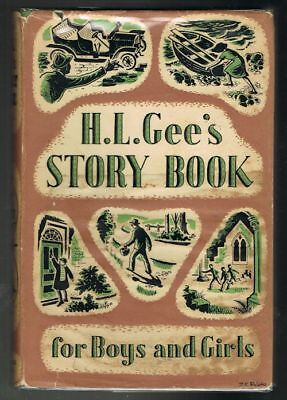 GEE, H.L. - H.L. Gee's Story Book #10754 • 15£