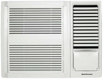 AU429 • Buy NEW Kelvinator 1.6kW Cooling Only Window Box Air Conditioner KWH15CME
