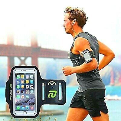 Running Jogging Sports Armband For Apple IPhone 6Plus,7Plus,8Plus,XS Max • 4.49£