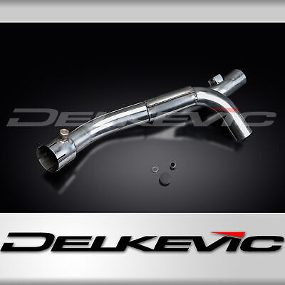 AU199.95 • Buy Delkevic Yamaha DE-CAT PIPE YZF-R1 (2009-2014) 304 Stainless Steel