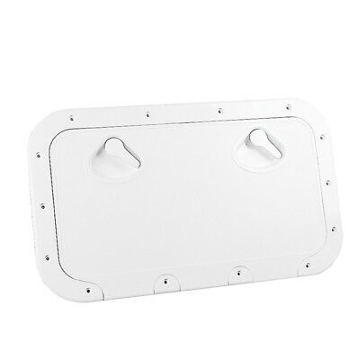 £42.99 • Buy Nuova Rade Hinged Boat Access/Inspection Hatch (600mm X 355mm) White
