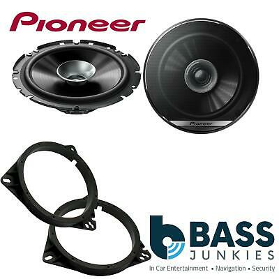 Pioneer 600W 17cm 2-Way Front Door Car Speaker Kit For Toyota Avensis 2003-2009 • 42.95£