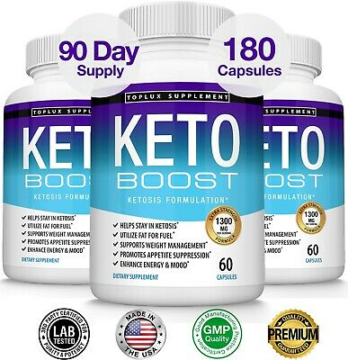 $39.97 • Buy Keto CUTS Diet Pills Advanced Best Weight Loss To Burn Fat Fast Three Months Sup