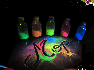 £1.99 • Buy Premium Neon Glow In The Dark Pigment Powder For Paint,Nail,Art,Crafts, Acrylic