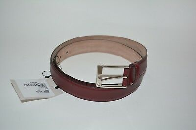 274bfa313da Nwt Gucci Mens Smooth Leather Gg Buckle Belt Size 95 38 Made In Italy •  179.00
