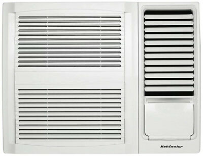 AU445 • Buy Kelvinator 1.6 KW Cooling Only Window Wall Air Conditioner KWH15CME