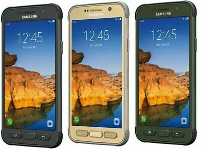 $ CDN95.27 • Buy Samsung Galaxy S7 Active G891A AT&T ONLY Or GSM Unlocked Android Smartphone Cell