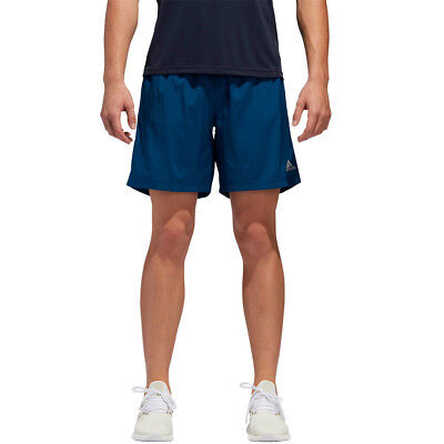 7215d1215f8a Adidas Herren Own The Run 7 Inch Shorts Kurze Hose Jogginghose Blau Sport  Gym • 35.44